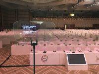 solutions-prompteur-conferencier-vitres-anti-reflets