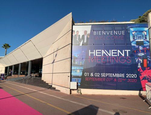 SP au salon Heavent Cannes 2020 !